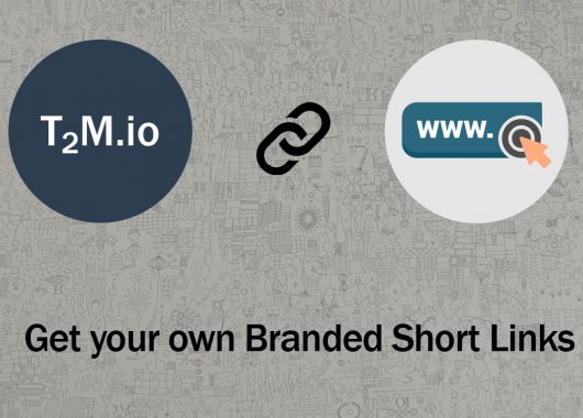 How to link your Branded/Custom Short Domain with T2M?