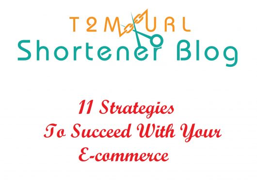 11 Strategies To Succeed With Your E-commerce