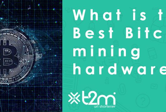 What is the Best Bitcoin mining hardware?