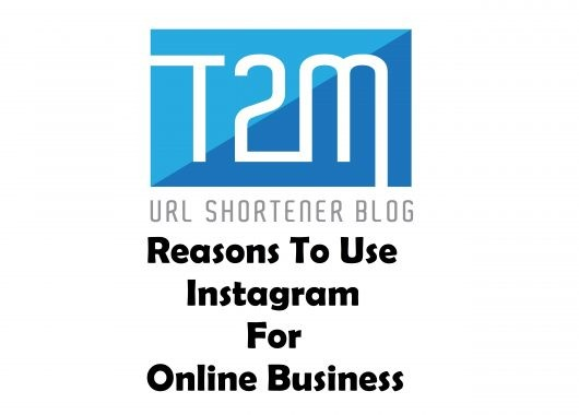 5 Reasons To Use Instagram For Online Business