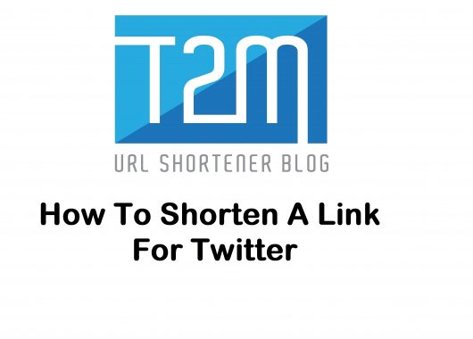 How To Shorten A Link For Twitter?