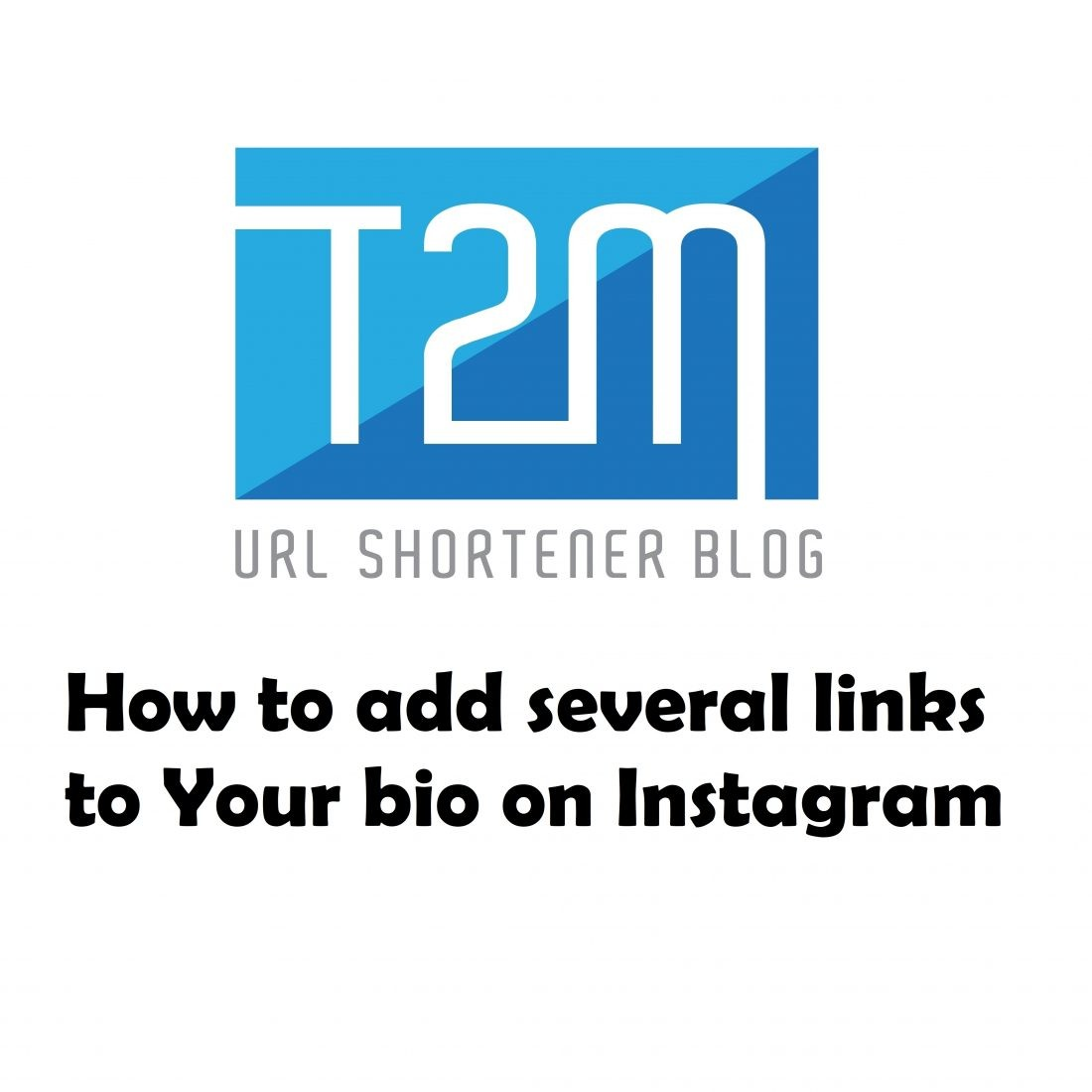 How to add several links to Your bio on Instagram?