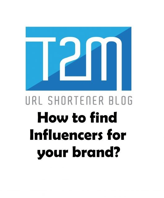 How to find Influencers for your brand?