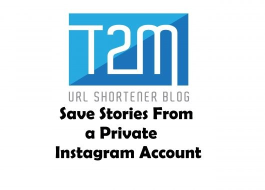 How can I save year-old Instagram stories from a private Instagram account?