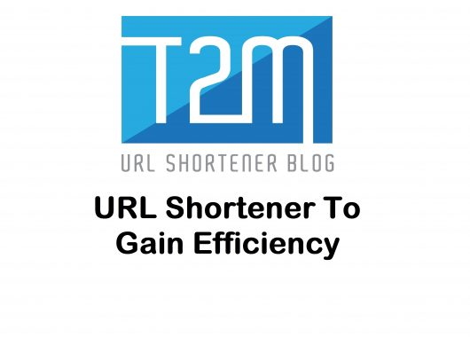 URL Shortener To Gain Efficiency