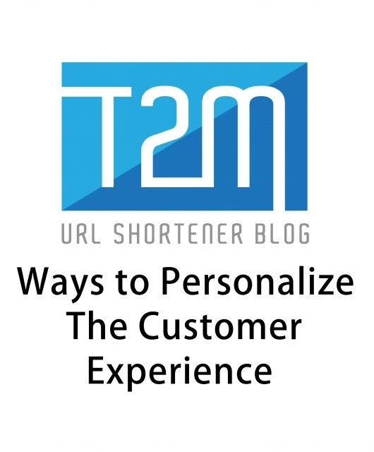 5 Ways to Personalize The Customer Experience